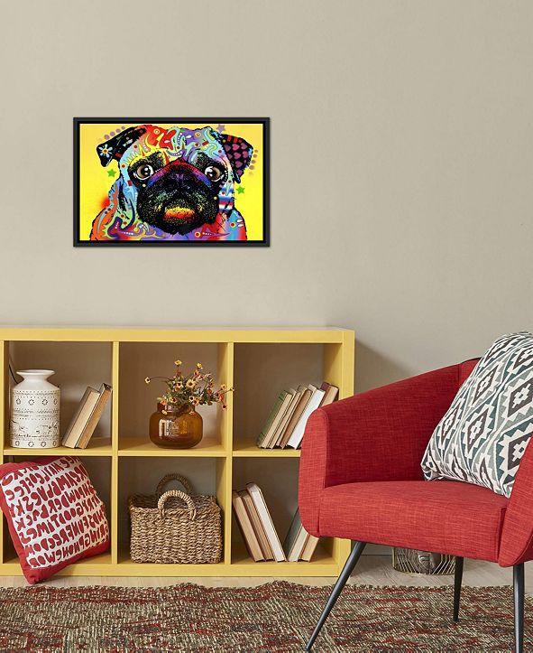 """iCanvas """"Senecio"""" by Paul Klee Gallery-Wrapped Canvas Print"""