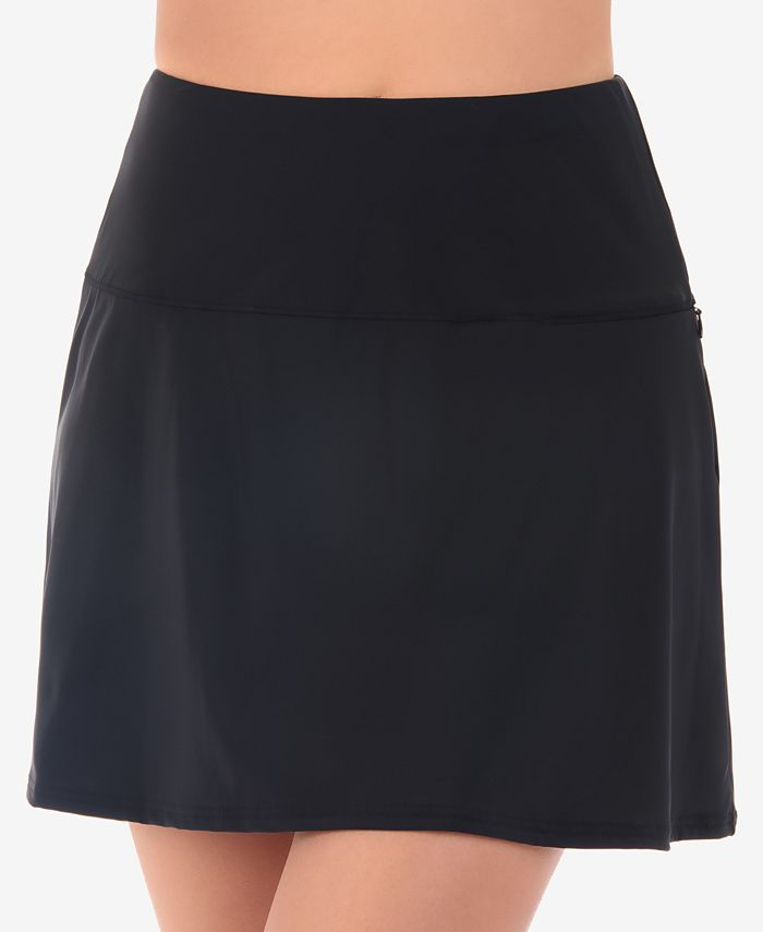Miraclesuit - Fit & Flare Swim Skirt