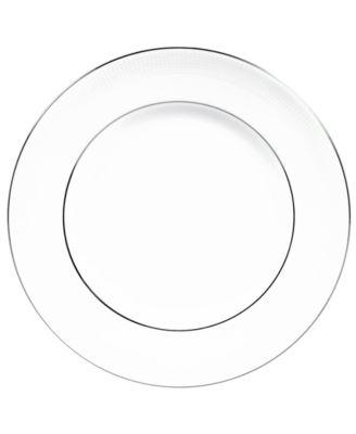 Vera Wang Wedgwood Blanc sur Blanc Appetizer Plate