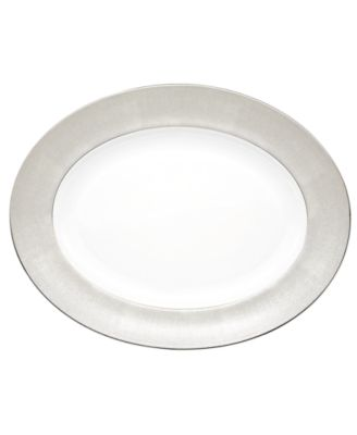Monique Lhuillier Waterford Dinnerware, Stardust Medium Platter