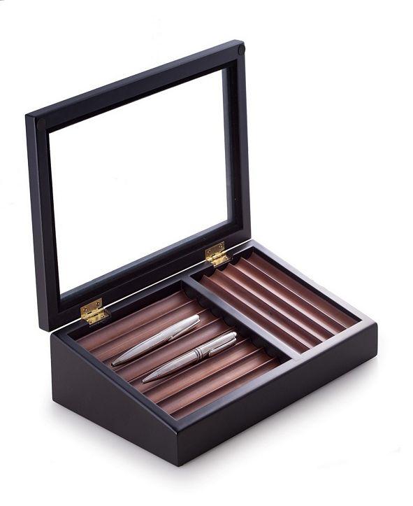 Bey-Berk Wood Pen Box