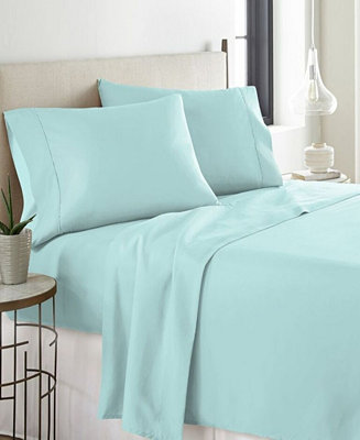 Pointehaven Heavy Weight Cotton Flannel Sheet Set Twin Xl Reviews Sheets Pillowcases Bed Bath Macy S