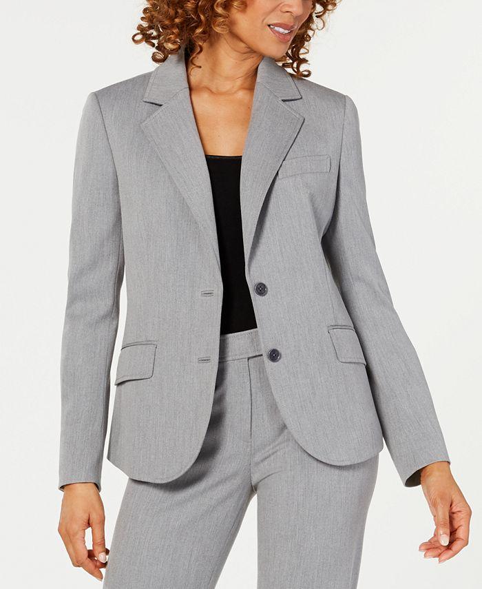 Anne Klein - Two-Button Jacket