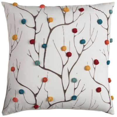 """20"""" x 20"""" Abstract Design Pillow Cover"""