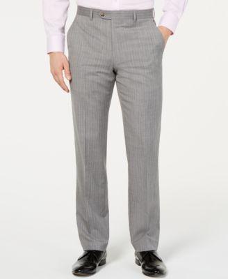 Men's UltraFlex Classic-Fit Stripe Pants