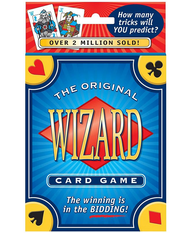 U.S. Games Systems Wizard Card Game