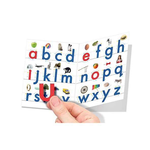 Junior Learning Multi Stick Sandpaper Letters Educational Leraning Set