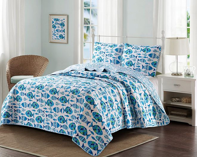 Welcome Industrial Welcome Cove Quilt Set Collection