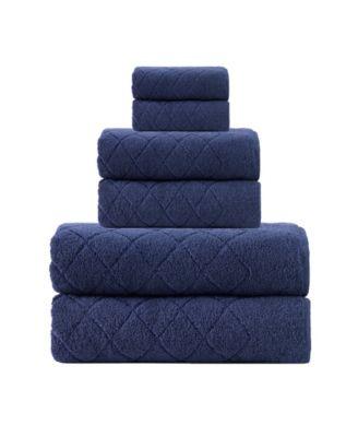 Gracious 6-Pc. Turkish Cotton Towel Set