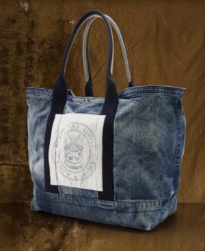Denim & Supply Ralph Lauren Bag, Denim Tote