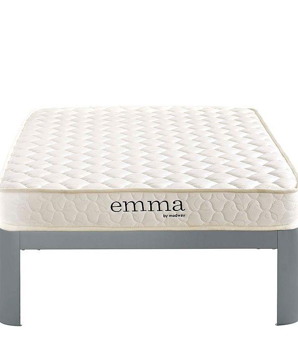 """Modway Emma 6"""" Twin Mattress"""