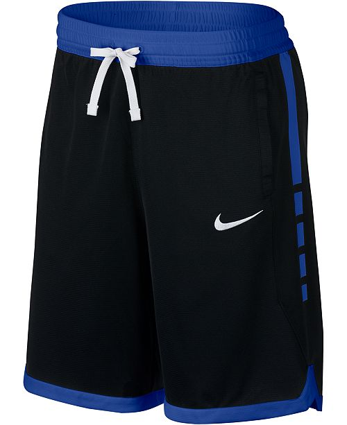 Nike Men's Dri-FIT Elite Basketball Shorts & Reviews ...