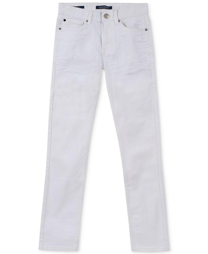Calvin Klein - Big Boys Skinny-Fit Jeans