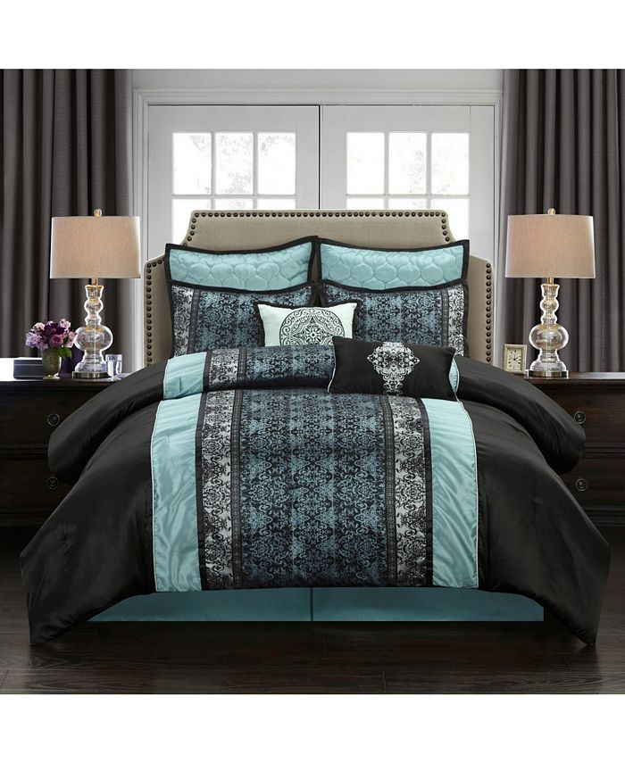Nanshing - Arabesque 8-Piece Comforter Sets