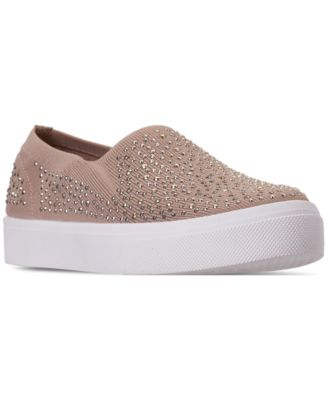 Studded Affair Slip-On Casual Sneakers