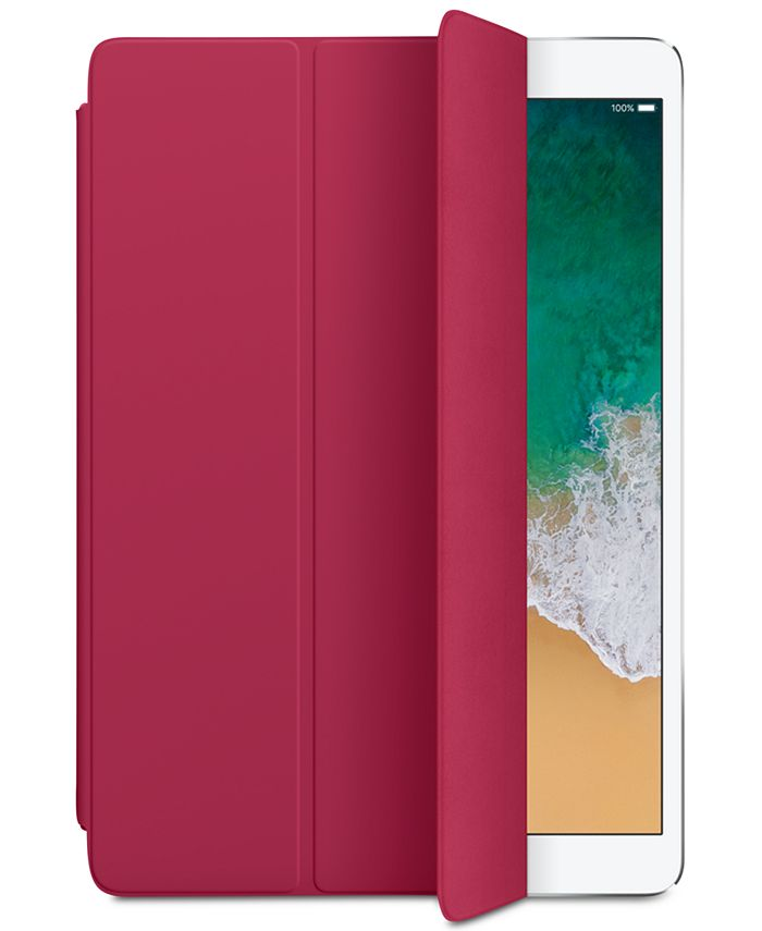 Apple - Smart Cover for 10.5-inch iPad Pro - Rose Red MR5E2ZM A