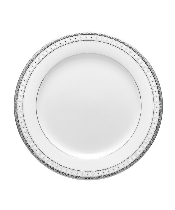 Noritake Rochester Platinum Salad Plate