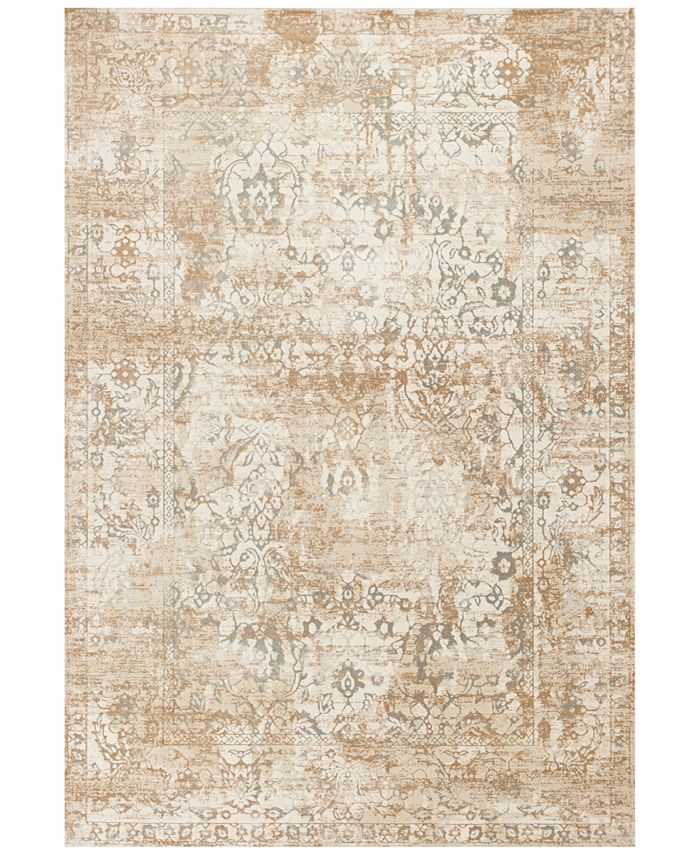 "Kas - Crete Illusion 7'10"" x 11'2"" Area Rug"