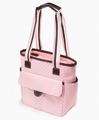 First Impressions Baby Diaper Bag, Baby Girls Pocketed Diaper Bag