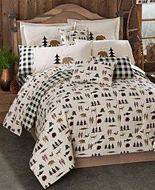 True Grit Northern Exposure Queen Comforter Set