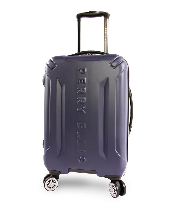Perry Ellis Delancey II Hardside Spinner Luggage Collection