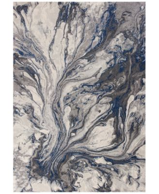 """Illusions Watercolors 6'7"""" x 9'6"""" Area Rug"""