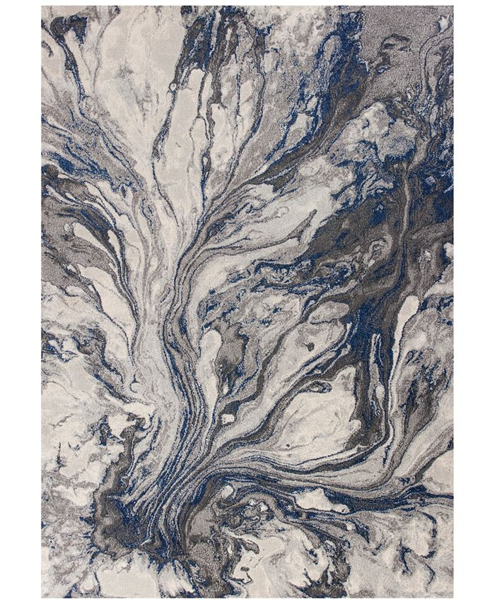 "Kas - Illusions Watercolors 6'7"" x 9'6"" Area Rug"