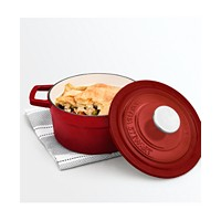 Deals on Martha Stewart Collection Enameled Cast Iron 2-Qt. Dutch Oven