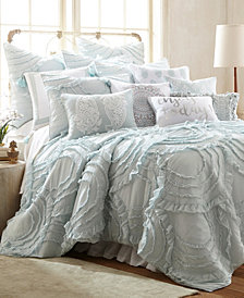 Levtex Home  Spa King Quilt Set