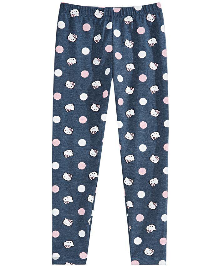 Hello Kitty - Toddler Girls Printed Leggings