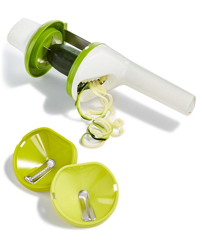 Martha Stewart Collection - Handheld Spiralizer