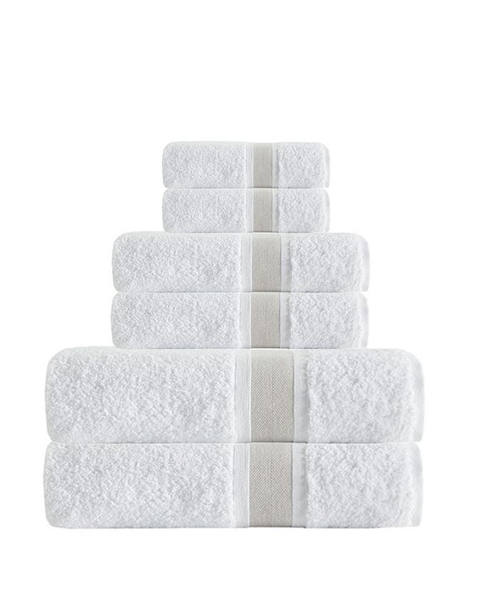 Enchante Home - Unique 6-Pc. Turkish Cotton Towel Set