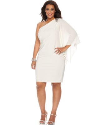 Size Cocktail Dress on Www1 Macys Comr M Richards Plus Size Dress