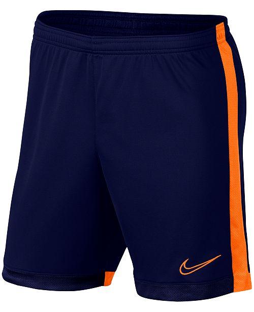 Nike Men's Dri-FIT Academy Soccer Shorts & Reviews - Shorts ...