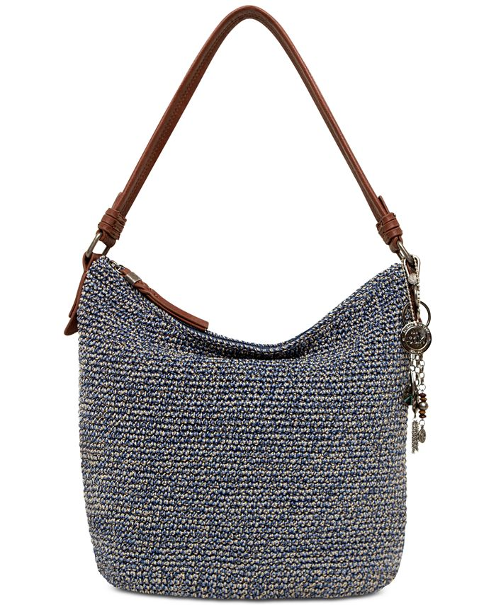 The Sak - Sequoia Crochet Hobo