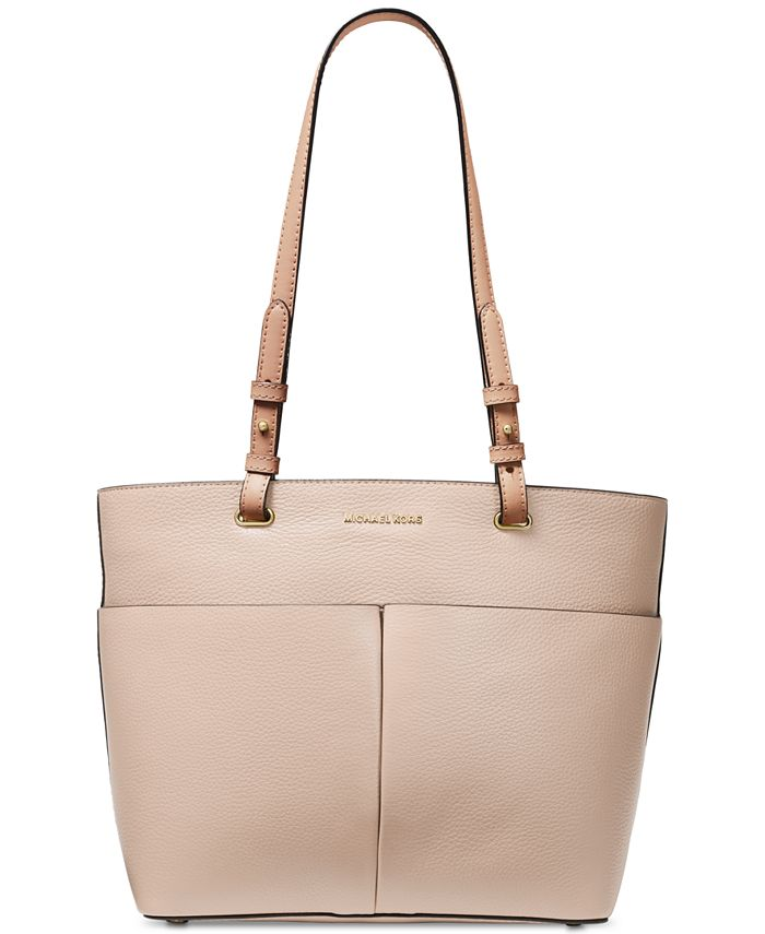Michael Kors - Bedford Pebble Leather Pocket Tote