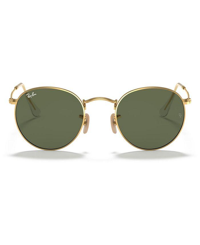 Ray-Ban - ROUND METAL Sunglasses, RB3447N 53