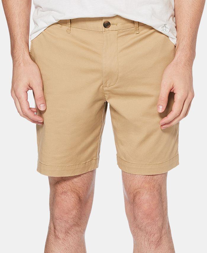 "Original Penguin - Men's 8"" Shorts"