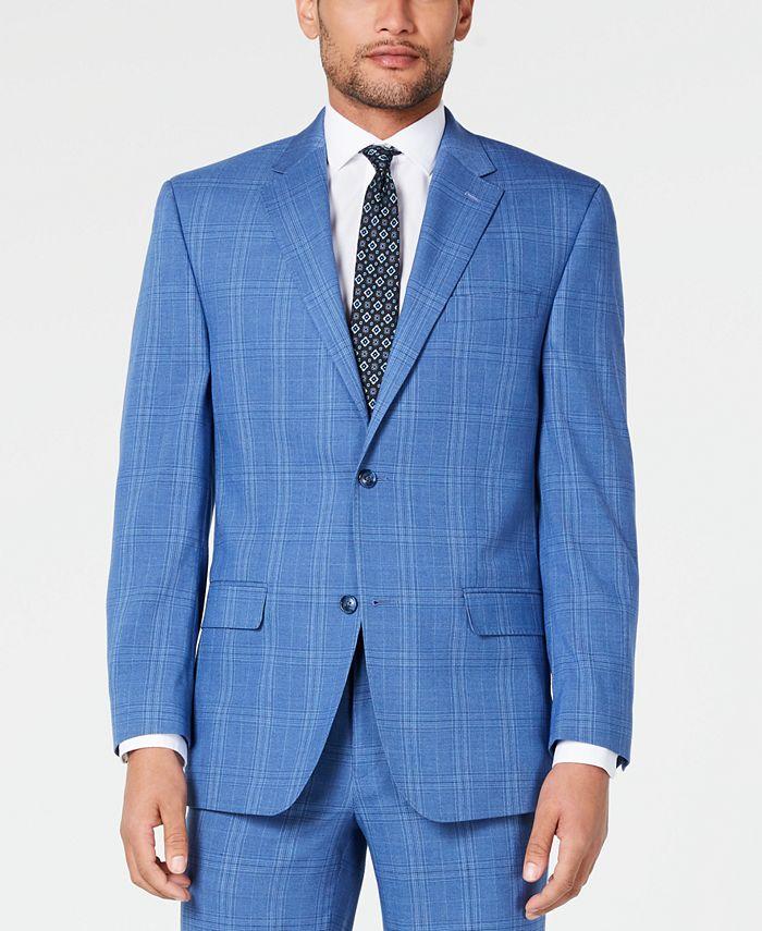 Sean John - Men's Classic-Fit Suit Separate Jackets