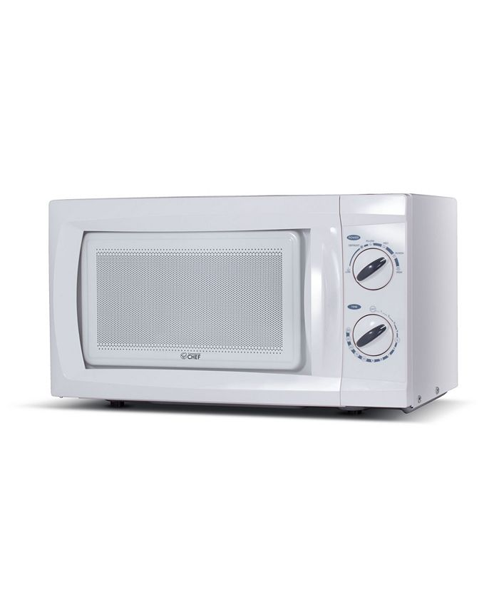 Commercial Chef - .6 Cu. Ft. Microwave