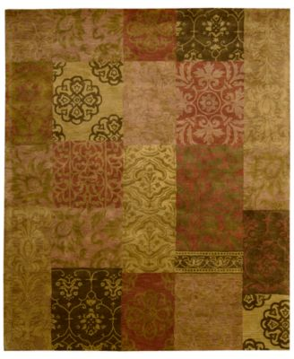 CLOSEOUT! Area Rug, Rajah Collection JA42 Nadhir Multi 8'3
