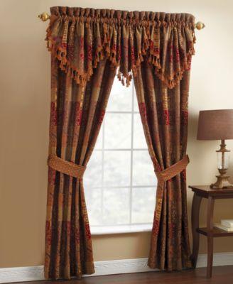Croscill Window Treatments Galleria 21 Quot X 40 Quot Ascot