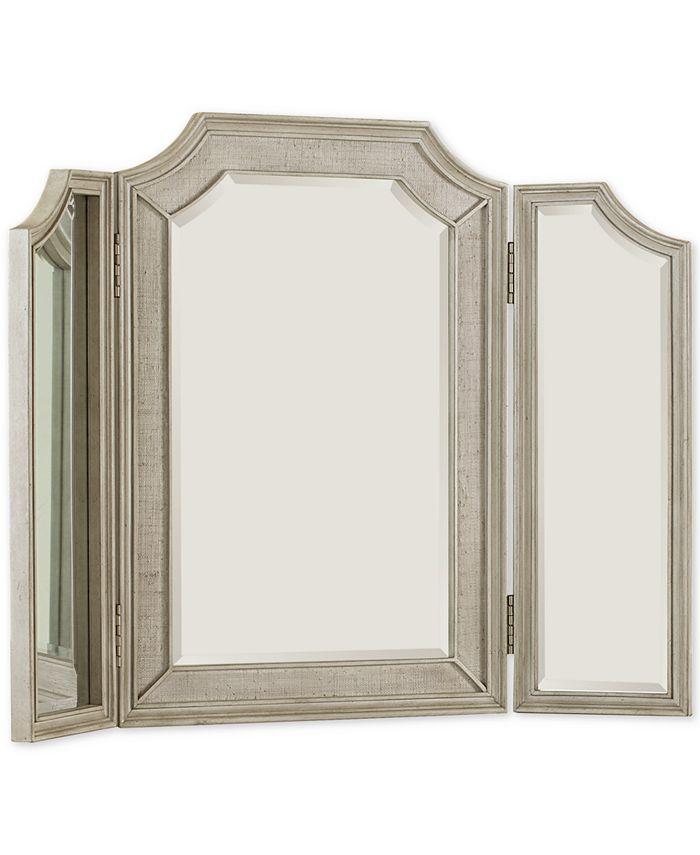 Furniture - Raffia Vanity Mirror