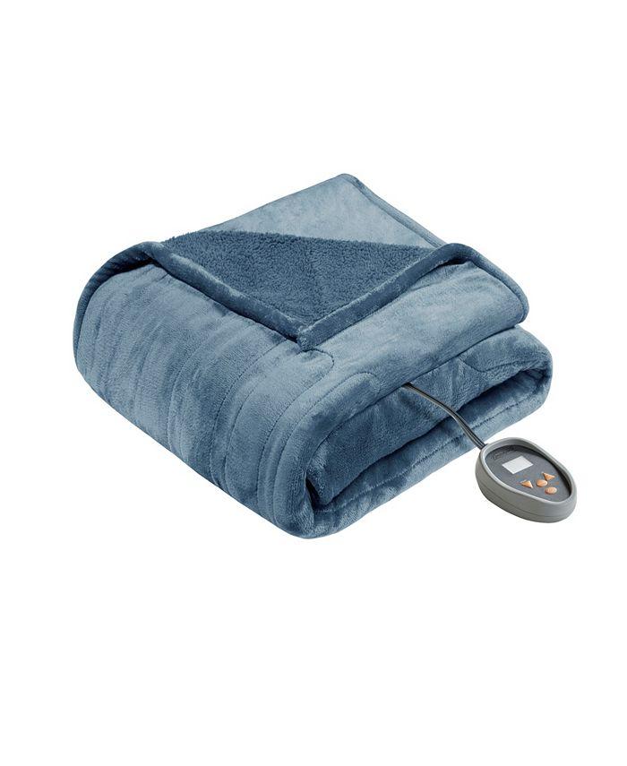 Beautyrest - Microlight Berber Electric Blankets