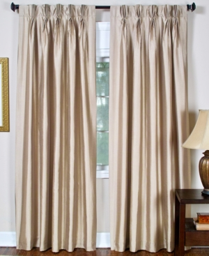 "elrene window treatments, providence 26"" x 84"" panel bedding"