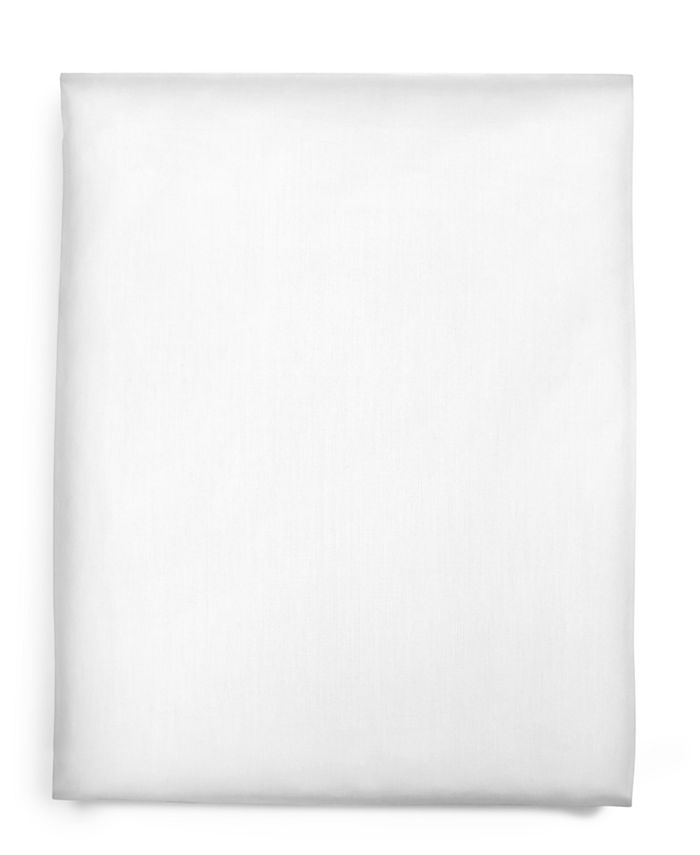 Charter Club - Damask Solid Cotton 550-Thread Count Queen Fitted Sheet