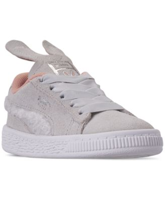 Puma Toddler Girls' Suede Easter Casual