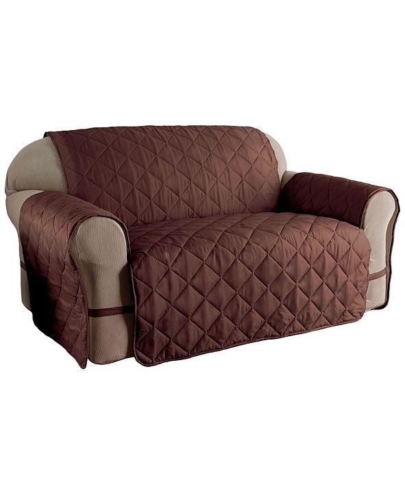 P/Kaufmann Home Microfiber Ultimate Furniture Protector for XL Sofa