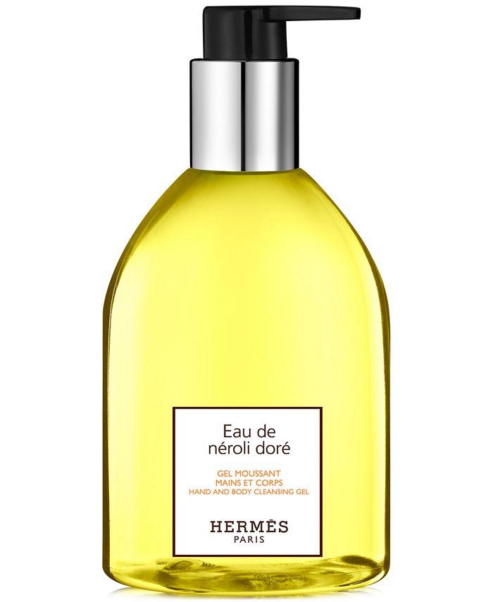 HERMÈS - Hermès Men's Eau de Néroli Doré Hand & Body Cleansing Gel, 10-oz.