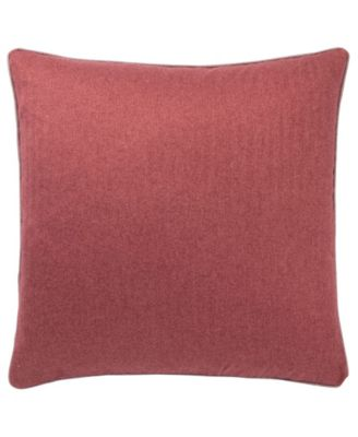 Rollins Solid Poly Throw Pillow 22
